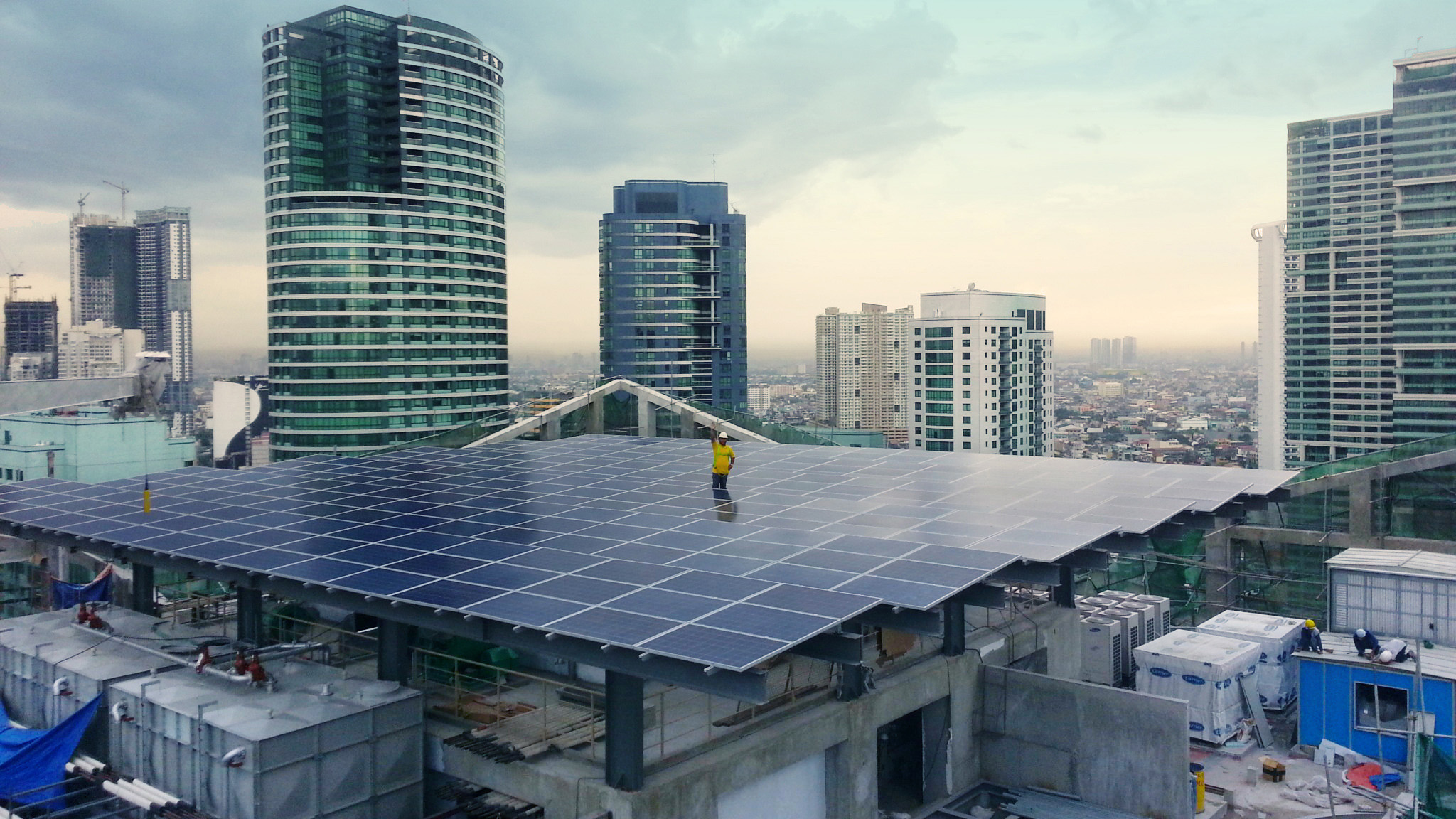 Renewable Energy Spots In The Philippines Solenergy Systems Inc Solar Diagram How Does It Work Panels And Wind