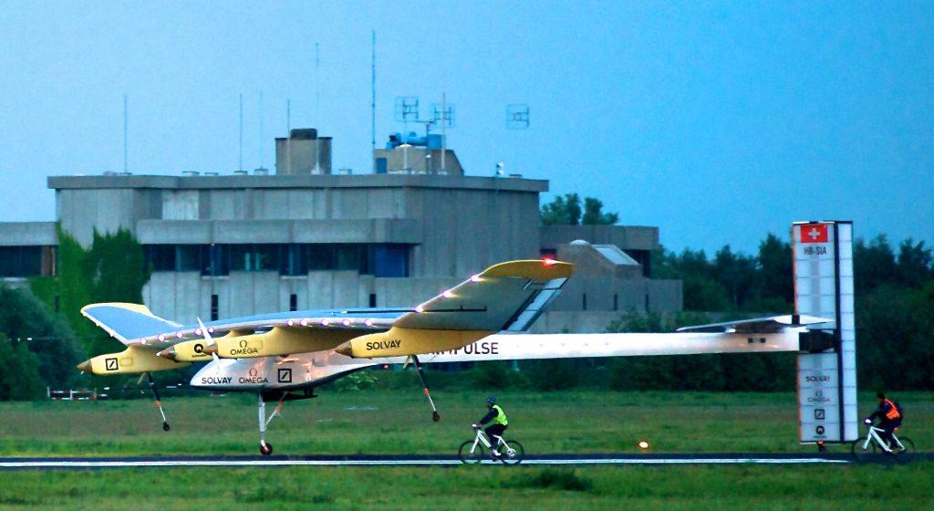 Solar Impulse 1