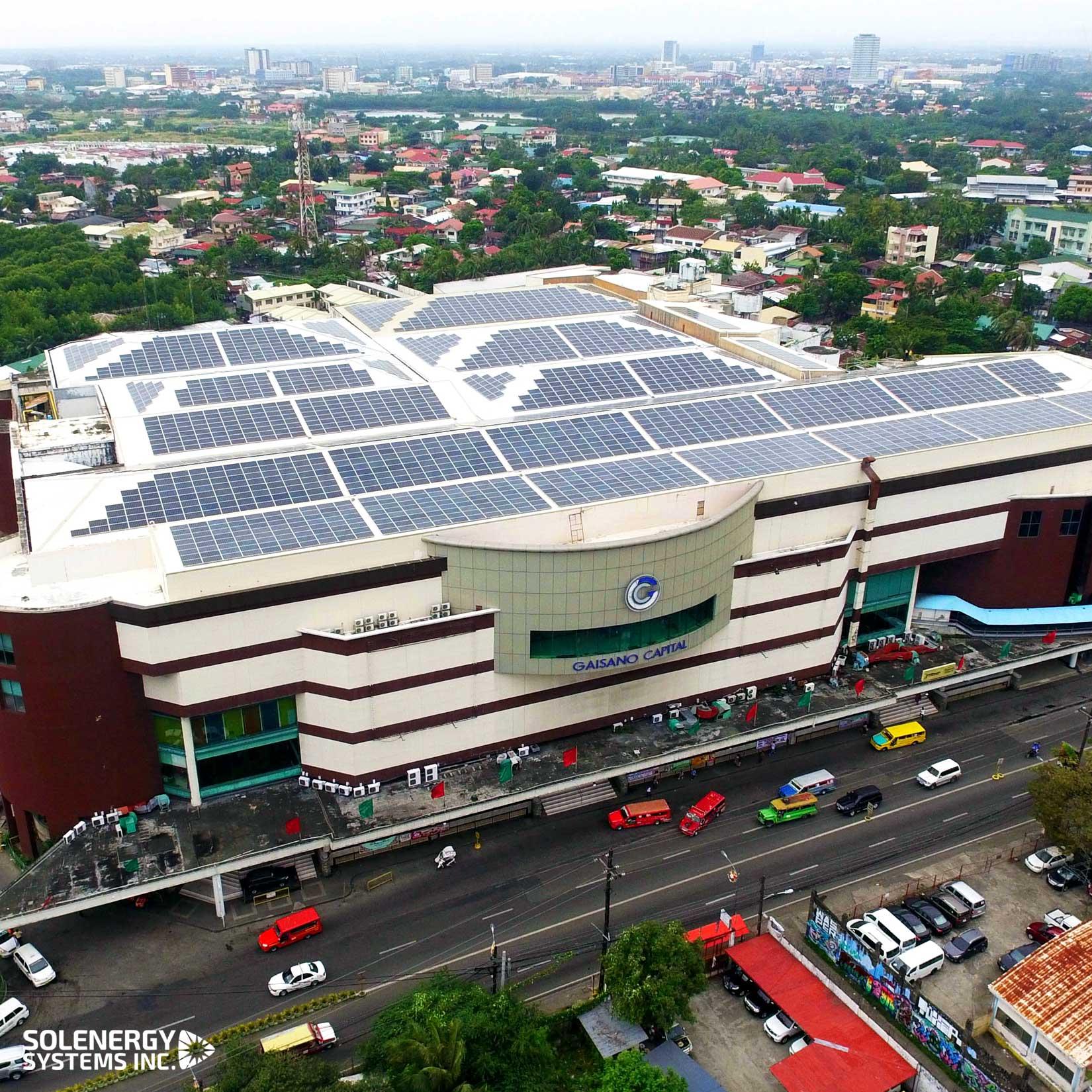 Gaisano-Capital-Mall-Solenergy