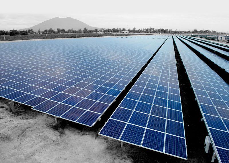 solar plant philippines installed by Solenergy
