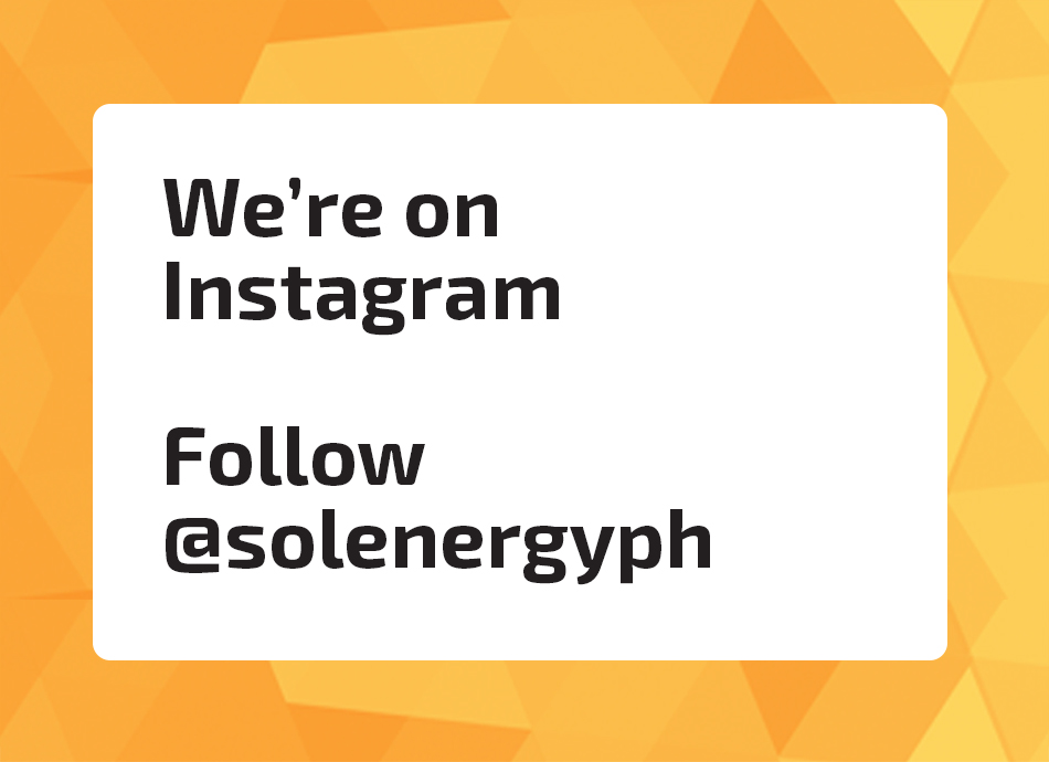 Solenergy is on Instagram