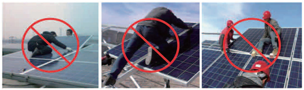 cleaning PV modules
